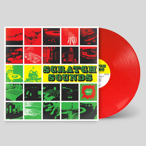 "Battle Ave - Killable Syllables 7"" Red Vinyl"