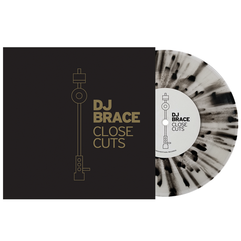 "DJ Brace ""Close Cuts"" 7"" Vinyl Serato Edition (Single)"