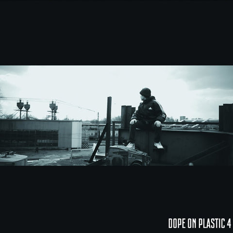 "Dope On Plastic 4 12"" Vinyl (CNP014)"