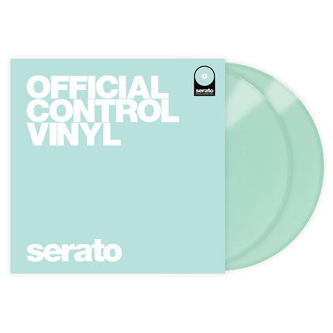 "Serato Control 12"" Glow In The Dark Vinyl"