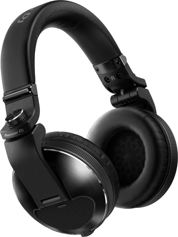HDJ-X10-K Professional DJ Headphones - Black