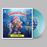 "DJ Woody - Porta Bill 7"" Dolphin Blue Vinyl"