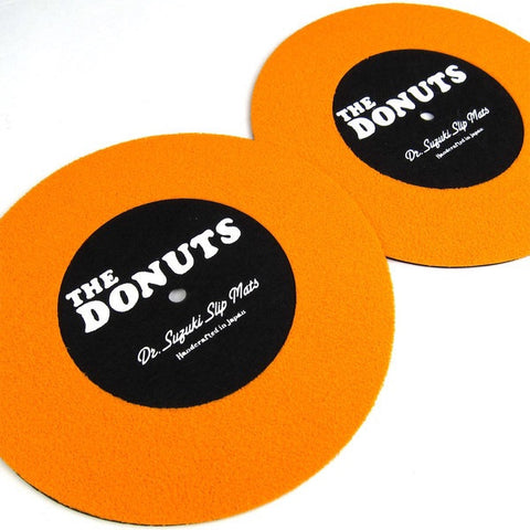 "Dr. Suzuki The Donuts 7"" Slipmats DSS-7-GIANTS"