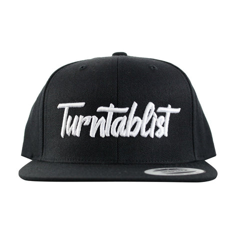 Skratch Fan Hat - Black