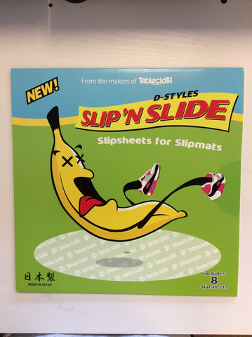 D-Styles Slip' N Slide Slipsheets For Slipmats