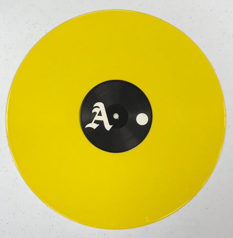 "Battle Ave - At The Ave Breaks 2 - 12"" Yellow Vinyl"