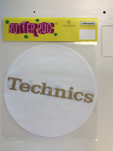 Thud Rumble Butter Rug Gold Technics Slipmats