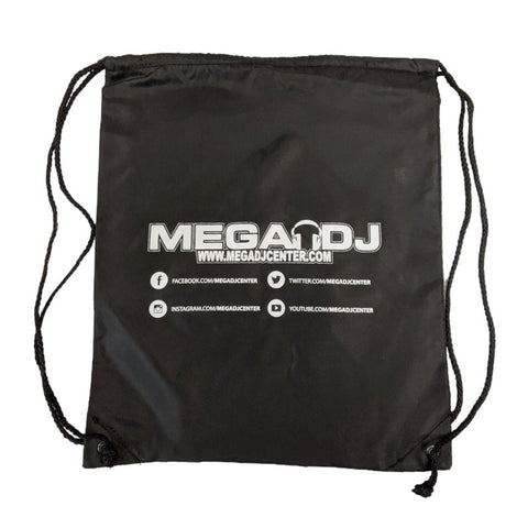"Mega DJ Center 7"" Logo Picture Vinyl"