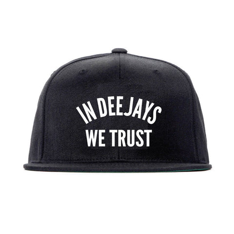 In Deejays We Trust Snapback