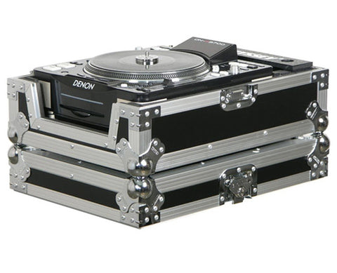 Odyssey FZCDJ Flight Zone ATA Case For A Single Large Format Cd Player