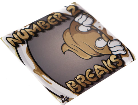 Skratch Poop - Number 2 Breaks 7""