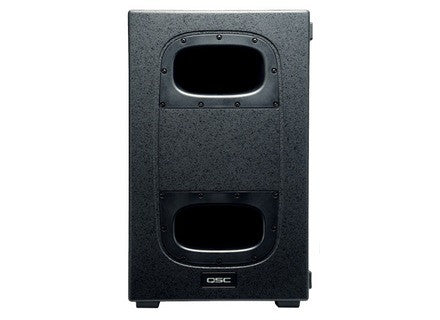 "QSC KS212C Powered Dual 12"" Cardioid Subwoofer"