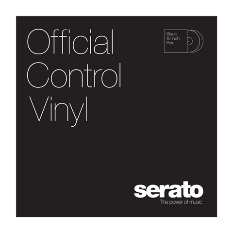 Super Seal Serato 10""