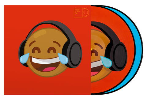 "Serato Emoji Series #1 Hands 12"" Vinyl (Pair)"