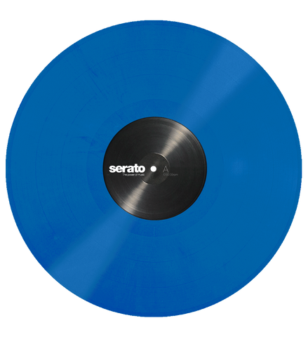 "Serato 10"" Blue Vinyl (Pair)"