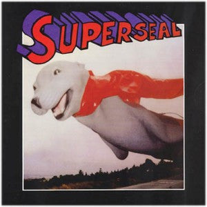 "12"" White Vinyl Edition Superseal - Skratchy Seal Vinyl"