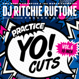 Turntable Training Wax: TTW012 - Practice Yo! Cuts Vol.6 - 10