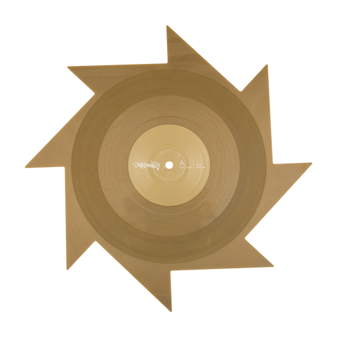 "Serato Emoji Series #2 Flame/Record 12"" Vinyl (Pair)"