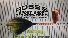 Northwoods Secret Bucktails