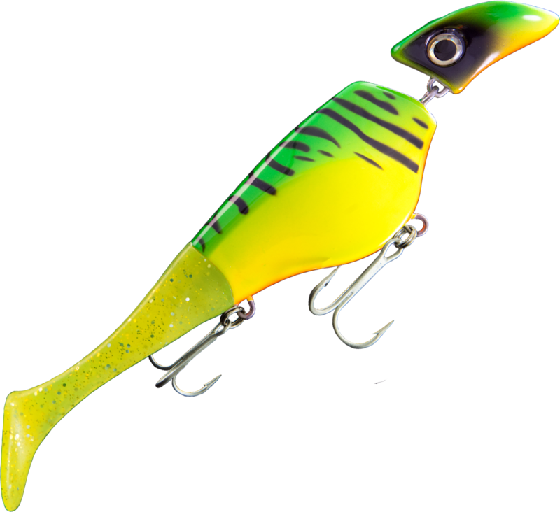 "Headbanger Shad 6"" Floating"