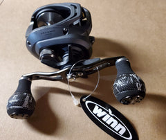 Daiwa Lexa 300 and 400 Winn Grip New Design for 2020