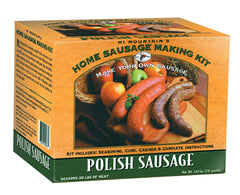 Sausage, Hot Dog, and Brat Seasoning