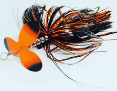 Bite Back Bait Co. Trilogy T8 New Slotted Blade