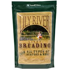 Lily River Breading