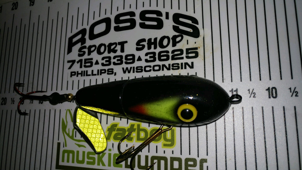 Lake X Lures Northern Lights Series Dr Evil
