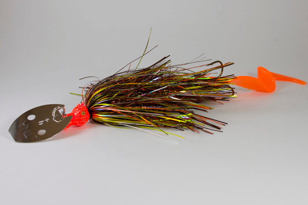 Angry Dragon TNA Tackle Limited Show Colors