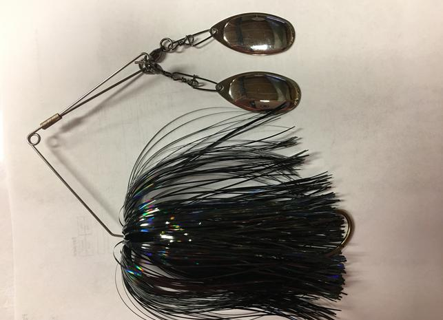 Whamit Twin Arm Spinner Bait - Janies Tackle