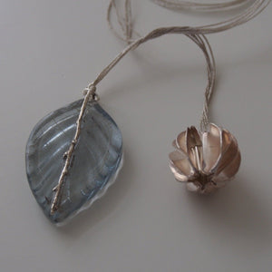 Nature leaf pendants