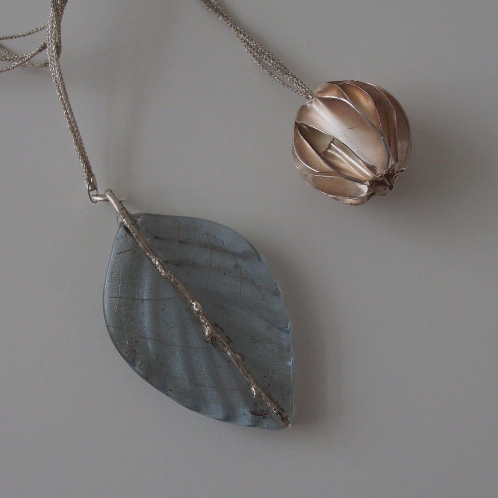 Nature Pod pendants