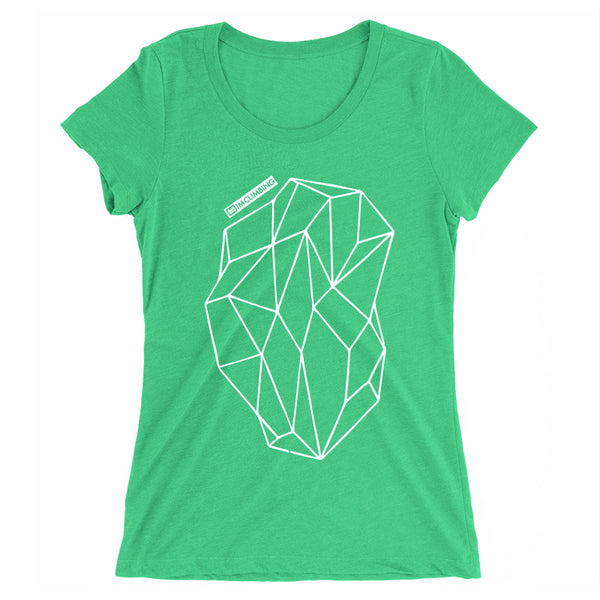 IMClimbing Boulder Design on Grass T-Shirt - Women