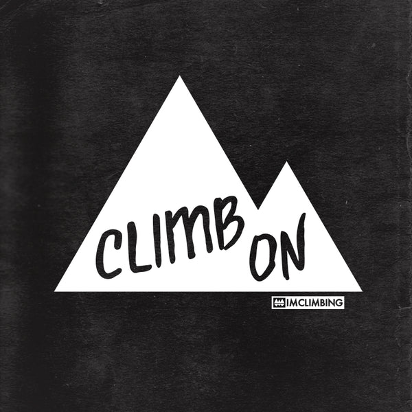 IMClimbing Climb On Design Detail