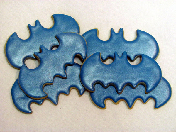 Batman symbol cookie cutter - Six Things - 6
