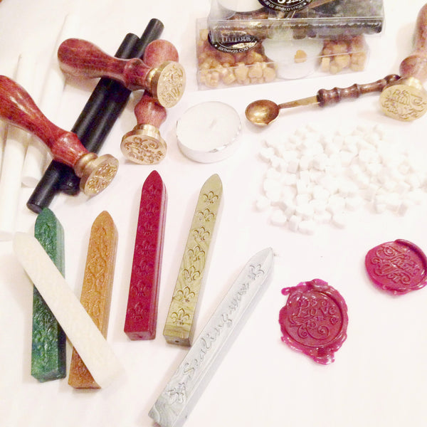 Sealing wax - Six Things - 1