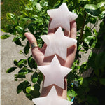 Load image into Gallery viewer, Mangano calcite crystal star