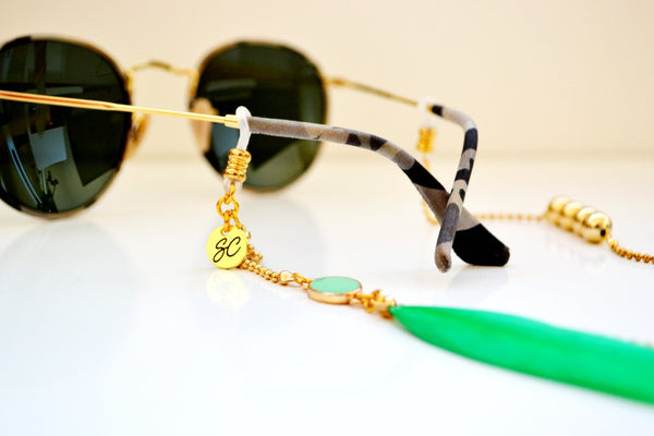 Sunglasses strap / cord / chain / laces