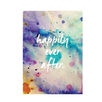 Load image into Gallery viewer, Happily ever after watercolour print - Six Things - 1