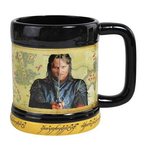Lord of the rings mug - Six Things - 2