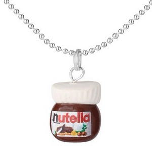 Nutella lover fun necklace - Six Things