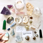 Load image into Gallery viewer, CRYSTAL mystery box - a crystal a day gift box
