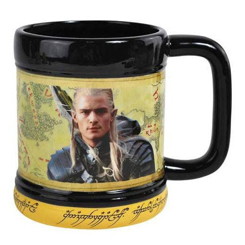 Lord of the rings mug - Six Things - 1