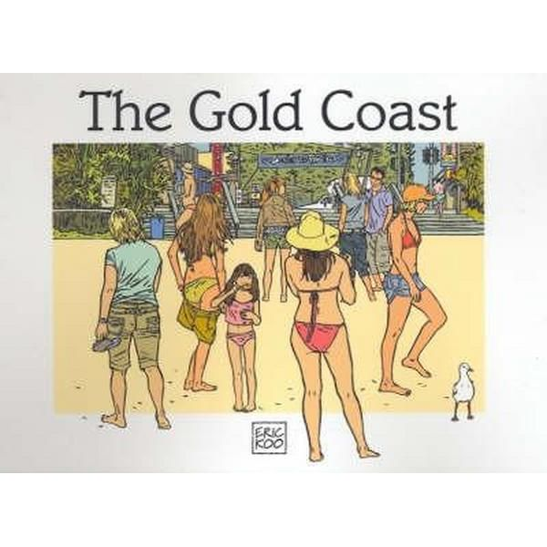 Visual diary of the Gold Coast book