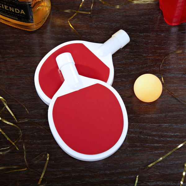 Ping pong fun / naughty flask - Six Things - 2