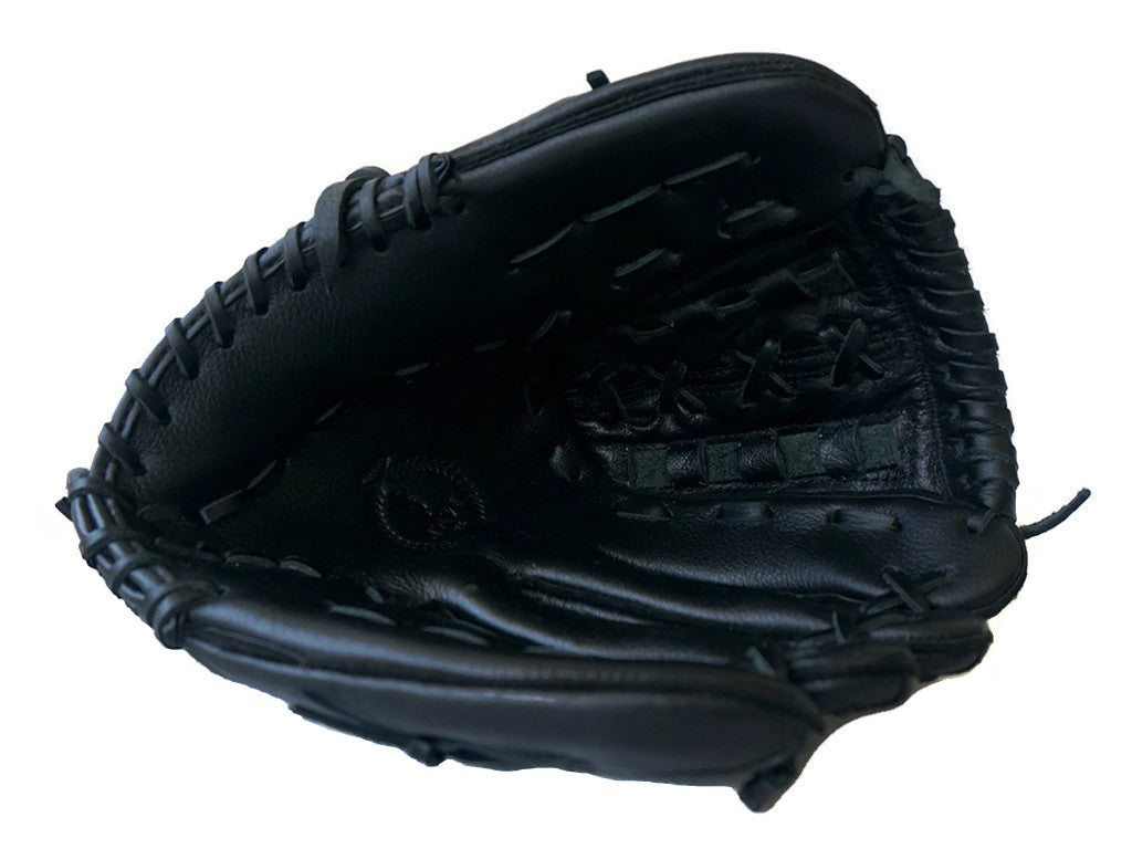 Executive Designer Leather Baseball Glove | Handmade