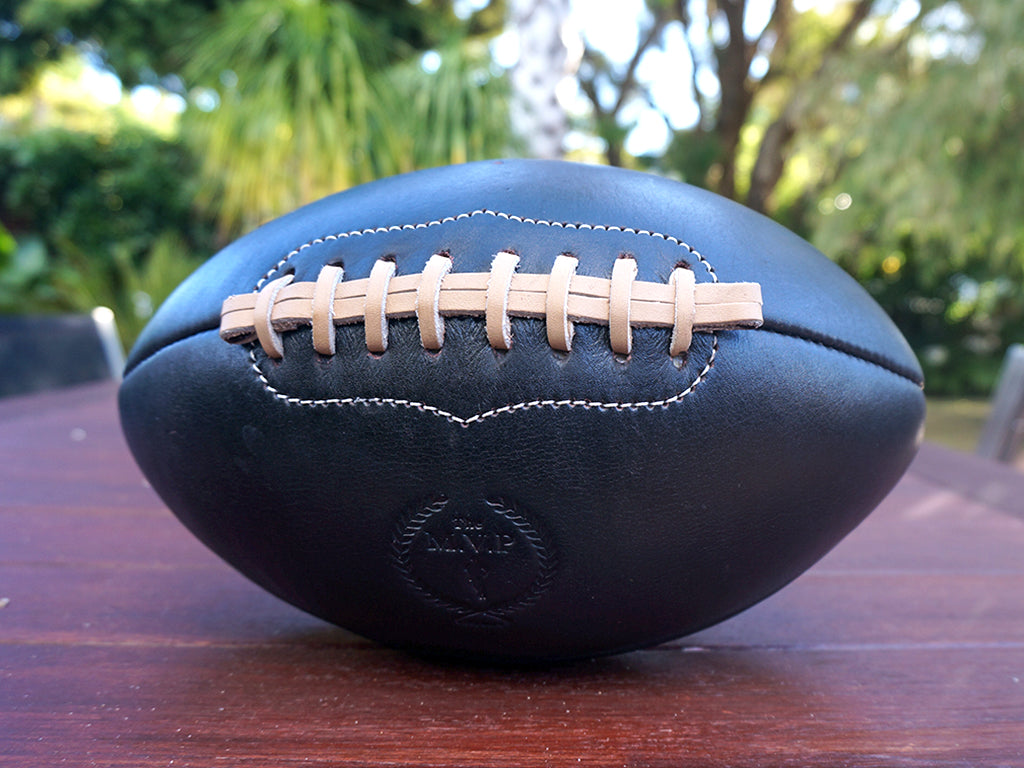 Custom Made/Custom Logo Leather American Football NFL Ball Handmade