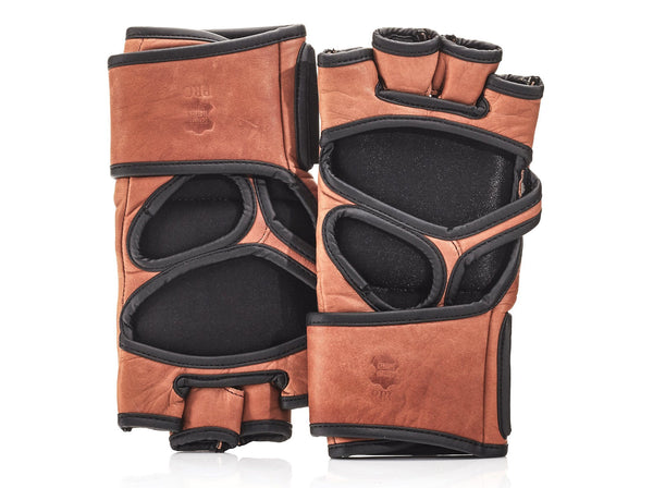 PRO Deluxe Tan Leather MMA Package