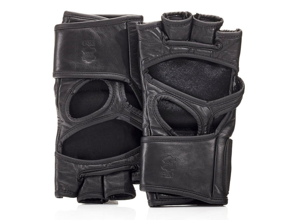 PRO Executive Black Leather MMA Package